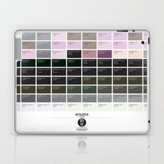 PANTONE glossary - Iceland - Reykjavík Laptop & iPad Skin