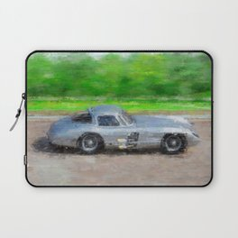 300 SLR Uhlenhaut Coupe Laptop Sleeve