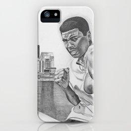 Ali iPhone Case