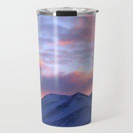 Rose Serenity Sunrise - II Travel Mug