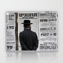 Mea Shearim Palestine Laptop & iPad Skin