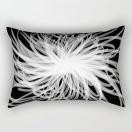 Abstract Organic Rectangular Pillow