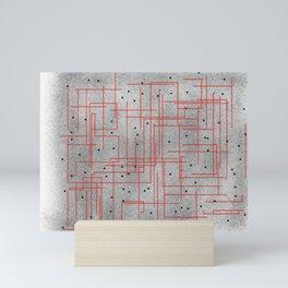 Labyrinth Mini Art Print