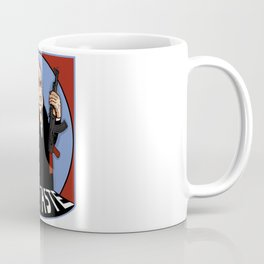 Why can't aliens be friendly? Coffee Mug
