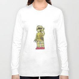 David of Lego Long Sleeve T-shirt