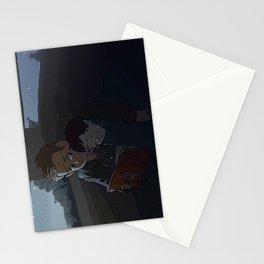 backseat lullabies Stationery Cards