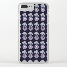 Poor Unfortunate Souls Clear iPhone Case