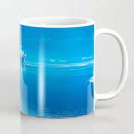 Ship on loch Coffee Mug
