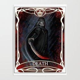 Death:al'Lan Mandragoran Poster