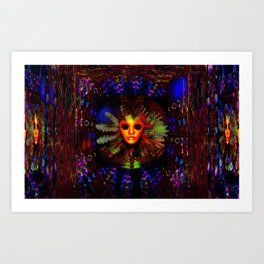 The Outer Limits  Art Print
