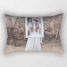 Trapped Rectangular Pillow