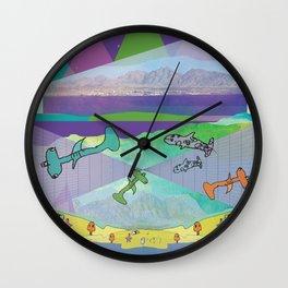 Arizona Hammerhead Wall Clock