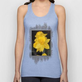 Trumpet Daffodil named Exception Unisex Tank Top