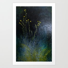 Nature in Display Art Print