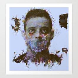 hello friend Art Print