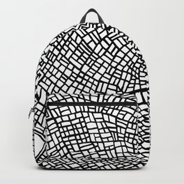 Cracked Glass Backpack