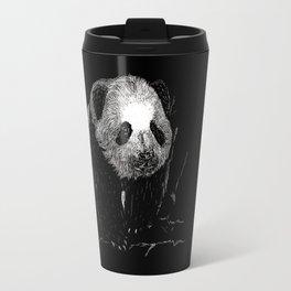 Grin, Bear it Travel Mug