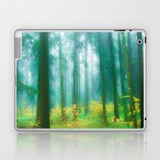 Fairy tale (Green) Laptop & iPad Skin