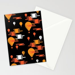 Travel - Hot Air Stationery Cards