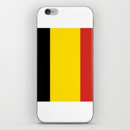 Germany flag iPhone Skin