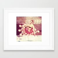 gypsy Framed Art Prints featuring Gypsy by Riley Lester
