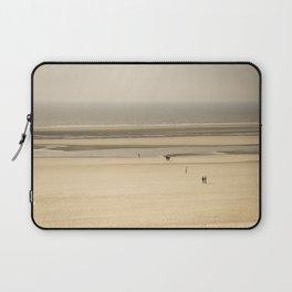 Beach of Le Touquet Paris-plage Laptop Sleeve