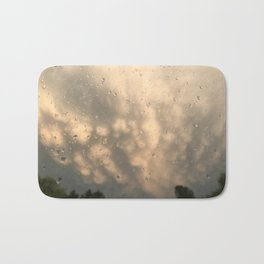 Stormy Clouds - Mammatus Bath Mat