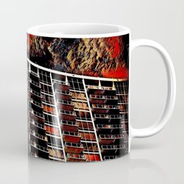 Doomsday Clouds Coffee Mug