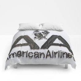045: American Airlines - 100 Hoopies Comforters