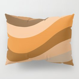 Retro Waves 7 Pillow Sham