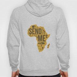Africa Send Me Tshirt I Love Africa Tshirt Hoody