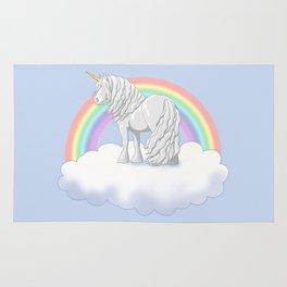 Rainbow Unicorn Gypsy Vanner Draft Horse Rug