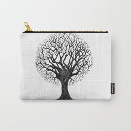 Fashionable Tree Carry-All Pouch