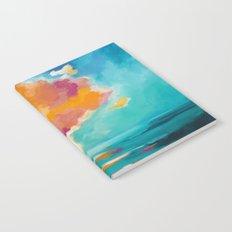 Morning Breaks Notebook