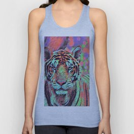 Animal ArtStudio 919 Tiger Unisex Tank Top