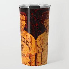 Pulp Fiction - Jules Winnfield & Vincent  Vega Travel Mug