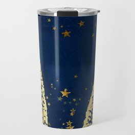 Leo Zodiac Sign Travel Mug