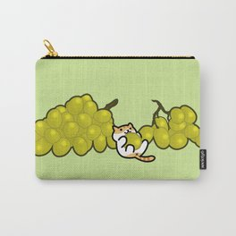 Neko Grapes Carry-All Pouch