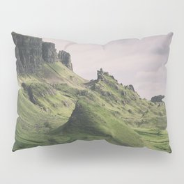 The Majesty of the Quiraing Pillow Sham