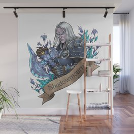 Prince of Darkness Wall Mural