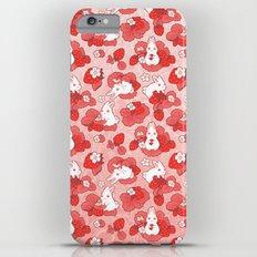 Strawbunny Delight Slim Case iPhone 6s Plus