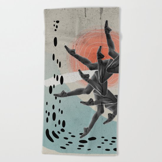 The Wheel Beach Towel
