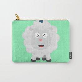 Unicorn Sheep Unisheep B4txe Carry-All Pouch