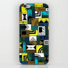 Napkin Darts iPhone & iPod Skin