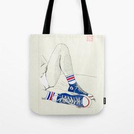Tube Socks Tote Bag
