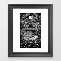 Old Growth Framed Art Print