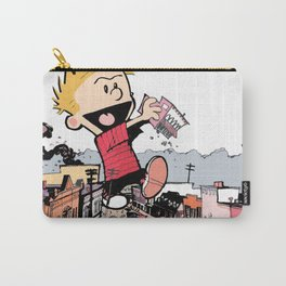 calvin the giant Carry-All Pouch