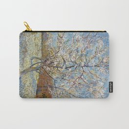 Peach Trees in Blossom by Vincent van Gogh Carry-All Pouch