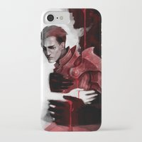 dragon age iPhone & iPod Cases featuring Dragon Age: Krem by Couple Of Kooks