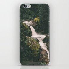 Lava Canyon Falls iPhone & iPod Skin